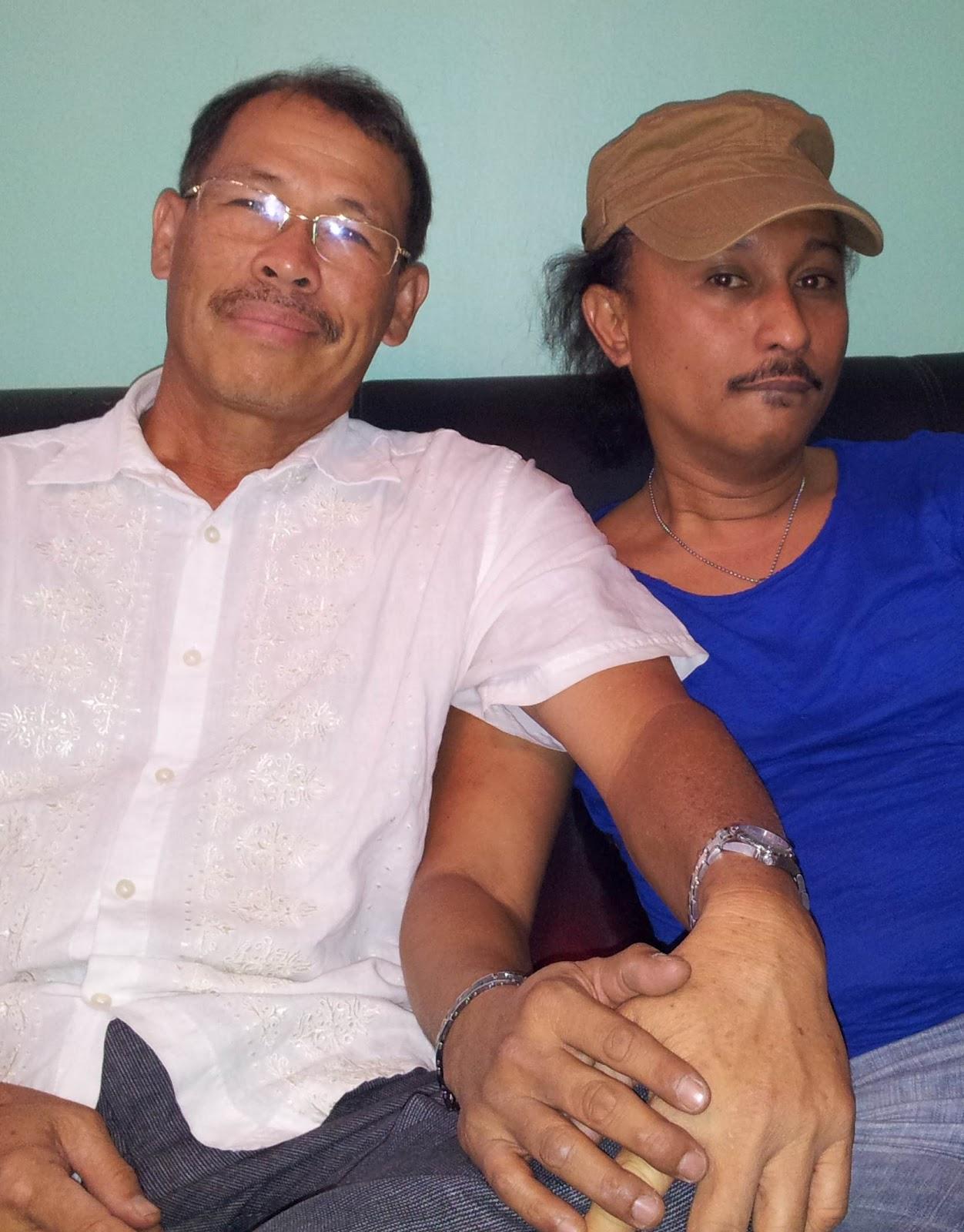Tuan Haji Abdul Razak mantan Pengarah Siasatan SPRM.